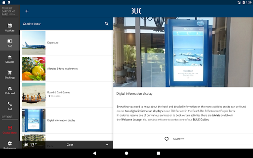 BLUE App 3.21.0 Screenshots 6