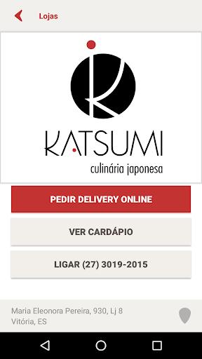 Katsumi Culinária Japonesa  screenshots 2