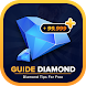 Guide and Free Diamonds for Free 2021 - 書籍&文献アプリ