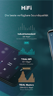 TIDAL - Musik Streaming Screenshot