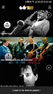 Moldejazz official App 2.0.4 Download Mod Apk 2