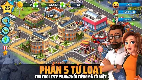 City Island 5 – Mô phỏng xây dựng thành phố tư bản Ver. 3.12.0 MOD APK | Unlimited Money | Unlimited Gold | Unlimited Keys | Unlimited Chips – City Island 5 – Tycoon Building Simulation Offline 3