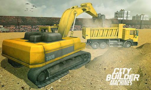 offroad 3d construction game screenshot 3