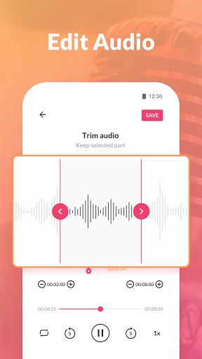 Voice Recorder & Voice Memos - Voice Recording App screen 1