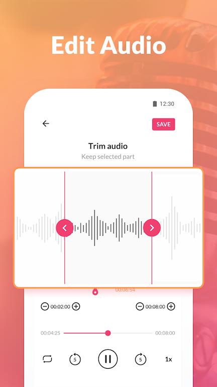 Voice Recorder & Voice Memos - Voice Recording App poster 1