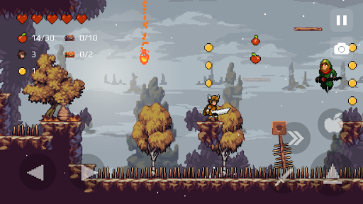 Apple Knight: Action Platformer  screenshots 22
