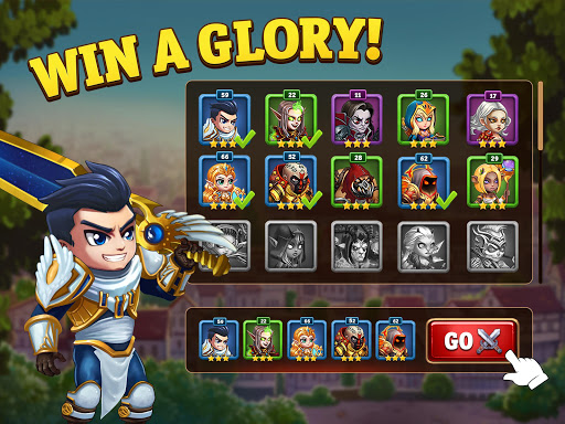 Hero Wars u2013 Hero Fantasy Multiplayer Battles screenshots 12