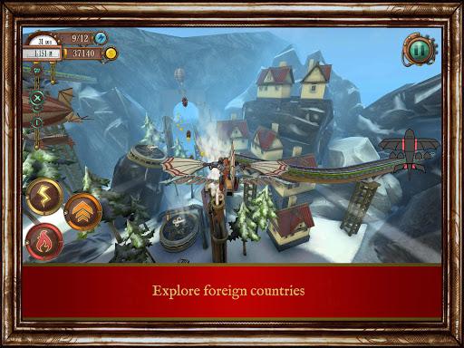 Voletarium: Sky Explorers screenshots 6