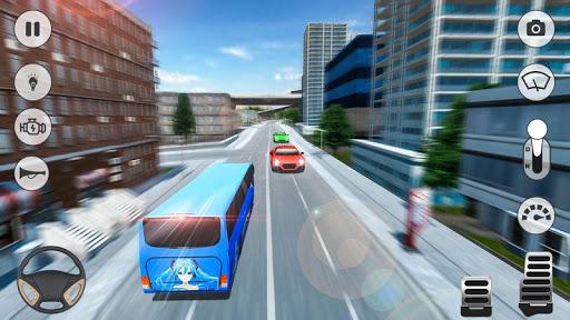 Bus Games - Coach Bus Simulator 2021, Free Games 1.0.8 screenshots 1