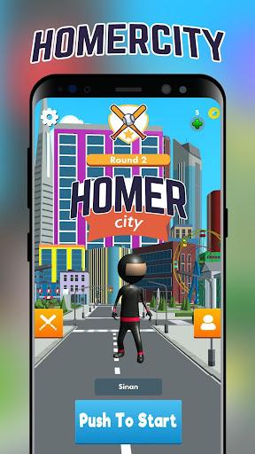 Code Triche Homer City mod apk screenshots 4