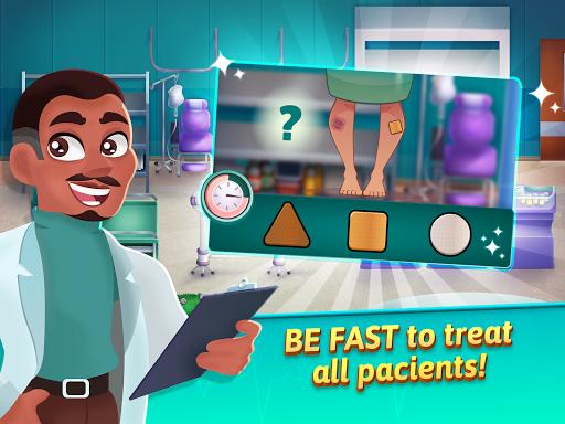 Medicine Dash - Hospital Time Management Game 1.0.6 screenshots 7