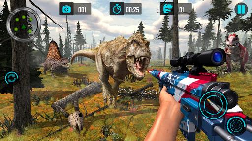 Real Dino Hunting 2018: Carnivores Dino Zoo Game 2.4.5 screenshots 5