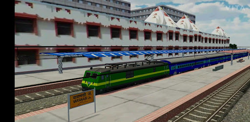 Indian Loco Pilot: Train Simulator 2.0 screenshots 1