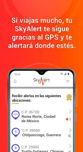 SkyAlert  Screenshots 4