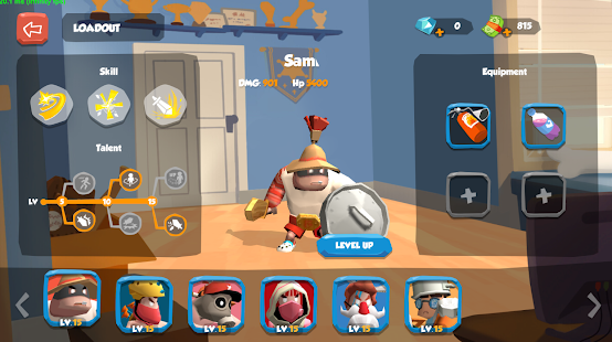GoGo Hero: Survival Battle Royale Screenshot
