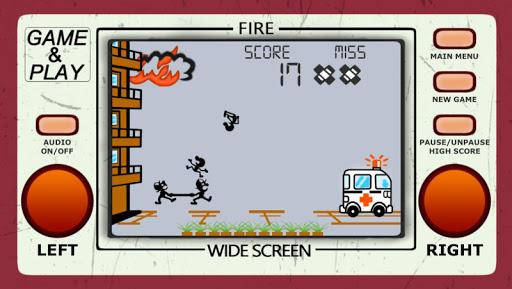 FIRE 80s Arcade Games apklade screenshots 2