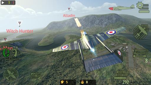 Warplanes: Online Combat 1.3.1 screenshots 3