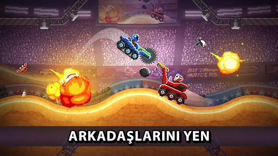Drive Ahead! apk v3.1.2 + Kilitler açık hileli indir 2