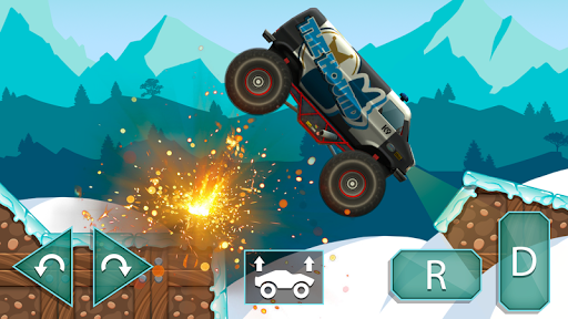 Monster trucks for Kids apktram screenshots 4