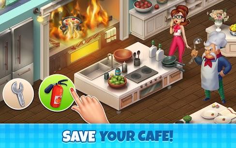 Manor Cafe 1.102.7 Apk + Mod 1