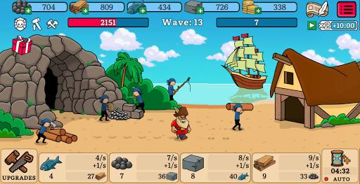 Code Triche Idle Piracy Tycoon (Astuce) APK MOD screenshots 1