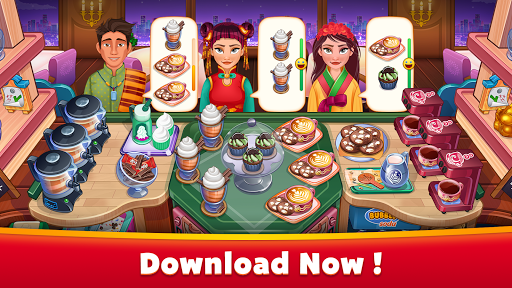 Asian Cooking Star: New Restaurant & Cooking Games 0.0.34 Screenshots 6