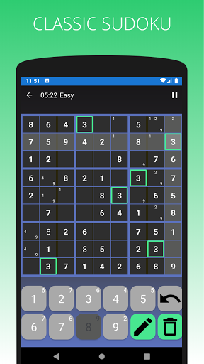 SUDOKU - Offline Free Classic Sudoku 2021 Games 1.52 updownapk 1