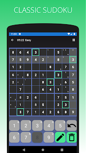 SUDOKU - Offline Free Classic Sudoku 2021 Games 1.52 screenshots 1