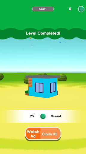 Paint wall   Exciting House Painting Puzzle Game 8.53 screenshots 6