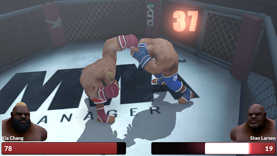 MMA Manager 0.35.3 Apk Mod (Unlocked) 3