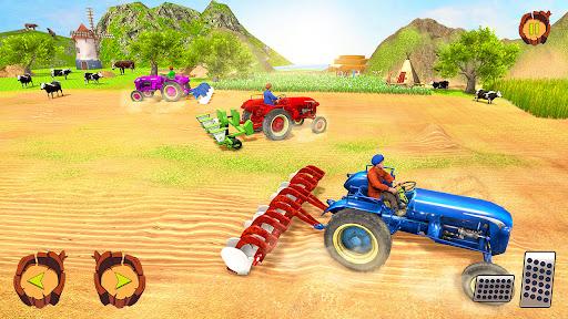 Real Tractor Farm Simulator: Tractor Games Free 1.0.1 screenshots 7