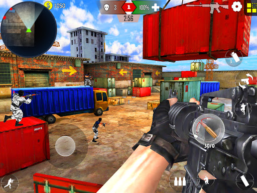 Pixel Gun Strike: CS Shooting Wars 8.4 screenshots 14