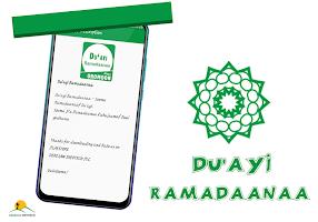 Duai Ramadana Ramadan Dua
