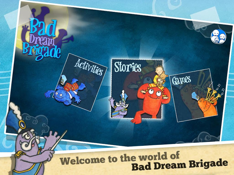 Interactive Bedtime Stories: The Bad Dream Brigade