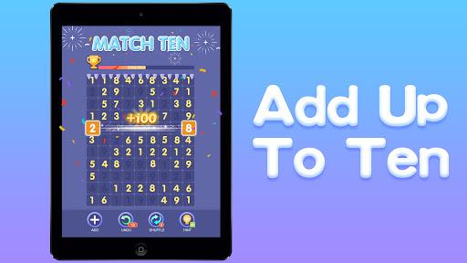 Match Ten - Number Puzzle  screenshots 8