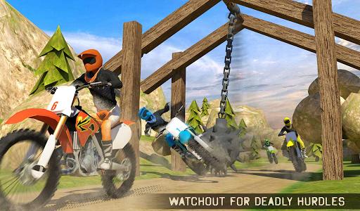 Motocross Race Dirt Bike Games screenshots 9