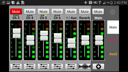 Mackie MixerConnect  Apps For Pc (Windows 7, 8, 10 & Mac) – Free Download 1