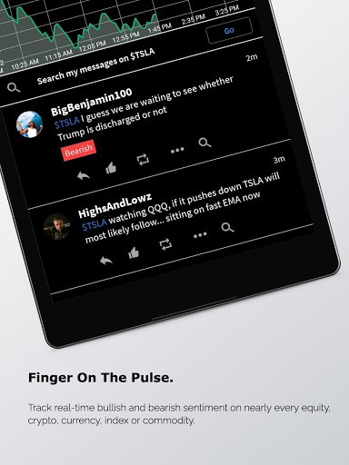 Stocktwits - Stock Market Chat android2mod screenshots 16