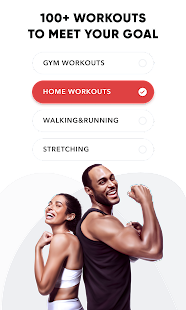 BetterMe: Home Workouts & Diet Screenshot