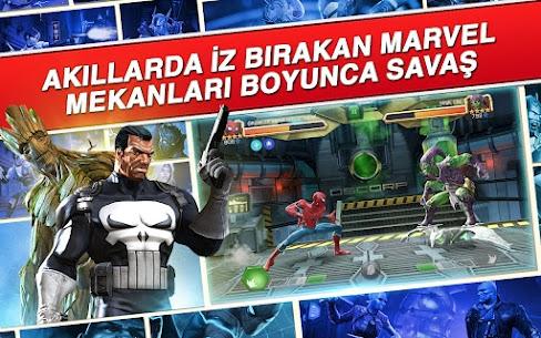 Marvel Şampiyonlar Turnuvası Hileli Apk Güncel 2021** 4
