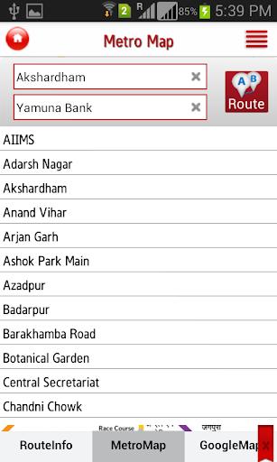 Delhi Metro Rail 6.4 Screenshots 3