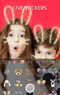Sweet Snap Face Cam - Selfie Edit & Photo Filters