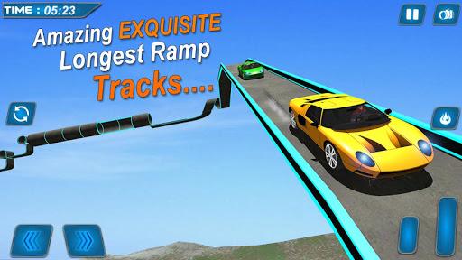 Crazy Ramp Car Jump: New Ramp Car Stunt Games 2021 1.5 screenshots 1