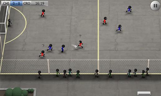 Stickman Soccer - Classic 4.0 Screenshots 8