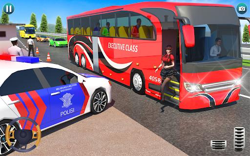 City Bus Simulator 2021: Free Coach Driving 2021  screenshots 2