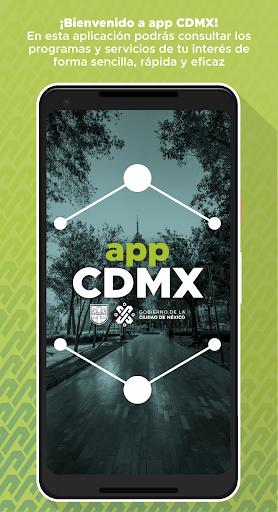 App CDMX 1.65 Screenshots 1