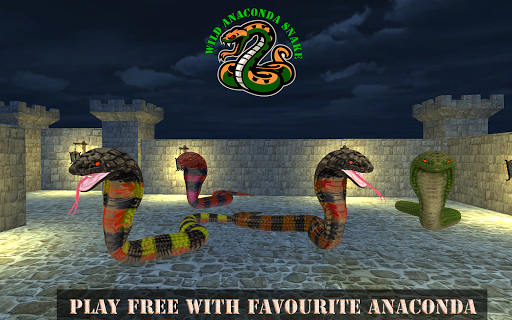 Real Anaconda Snake Maze Run 2021  screenshots 8