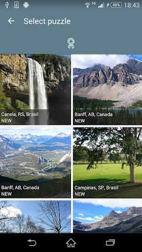 Jigsaw Puzzle: Landscapes screenshots 6