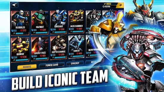 Ultimate Robot Fighting Unlimited Money