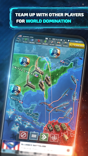 Conflict of Nations: WW3 Long Term Strategy Game screenshots 4